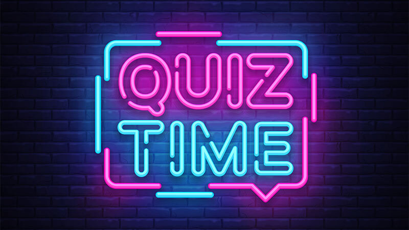 Faça o Quiz