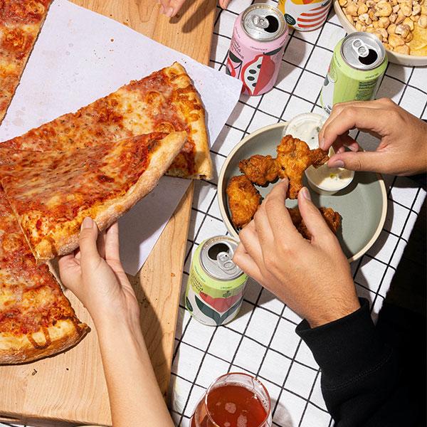 <i>Pizza</i>, claro!